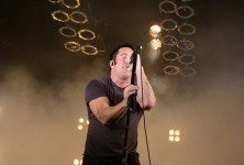 NIN/JA Tour Diary 2- Chula Vista ~ Banged Up and Blown Away, and HRC Finally Meets Trent Reznor