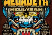 NAMM JAM: Megadeth, Hellyeah, Michael Schenker Group @ The Grove, 1/14/11