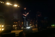 My Own Summer (Shove It): Deftones, The Dillinger Escape Plan, Le Butcherettes @ AT&T Center San Antonio, 6/3/11