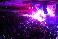 Diamond Eyes: Deftones, The Dillinger Escape Plan @ The Hollywood Palladium, 6/10/11