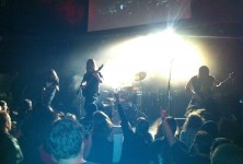 Staring from the Abyss: Origin, Hate Eternal, Vital Remains, Abysmal Dawn @ Key Club, 6/20/11