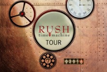 Moving Pictures: Rush @ Gibson Amphitheater, 6/23/11