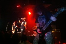 Heavy Metal in Hollywood: Acrassicauda @ The Whiskey A Go Go, 7/7/11