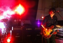 Shadow's Keeper: Black Rebel Motorcycle Club @ The Doll Factory, 7/9/11