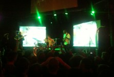 Tempting Time: Animals As Leaders, Intronaut, Dead Letter Circus, Last Chance to Fate, Evan Brewer @ Key Club, 7/10/11