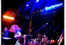 Tired Climb: Kylesa and Intronaut @ The Troubadour, 9/2/11