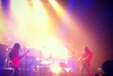 Pushing & Pulling: Kyng @ The Wiltern, 2/7/12