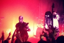 Conquer All: Behemoth, Watain, The Devil's Blood, In Solitude, Ides of Gemini @ House of Blues Sunset, 4/25/12