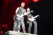 Ich Will: Rammstein, DJ Joe Letz @ AT&T Center, 5/24/12