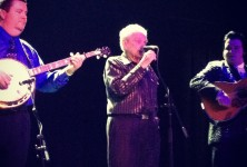 Woman of Constant Sorrow: Ralph Stanley and the Clinch Mountain Boys @ Emo's, 6/20/12