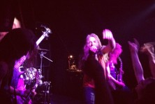 Home of the Grave: Black Breath, Martyrdöd, Burning Love, Enabler, Power Trip @ Red 7, 6/28/12