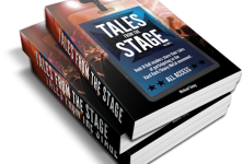 HardRockChick Interviews Tales From the Stage Author Michael Toney