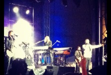 Slippery When Wet: Bon Jovi @ Paramount Backlot, 12/1/12
