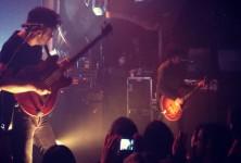 Screaming Gun: Black Rebel Motorcycle Club @ The Troubadour, 12/21/12