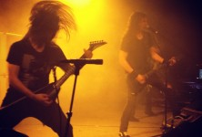 Explosia: Gojira, Devin Townsend Project @ The Glass House, 1/27/13
