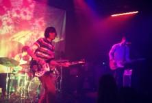 Sleepy Silver Door: Dead Meadow, Strangers Family Band @ Troubadour, 2/14/13