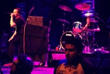 Oddfellows: Tomahawk, Retox @ Mayan Theater, 2/20/13