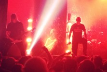 Do Not Look Down: Meshuggah, Animals As Leaders, Intronaut @ The Wiltern, 3/2/13