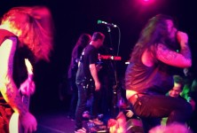 Spring Fra Livet: Kvelertak, Cancer Bats @ The Roxy, 5/8/13