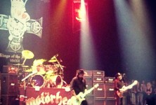 The Chase Is Better Than The Catch: Motörhead, Anvil, Nik Kai @ Club Nokia