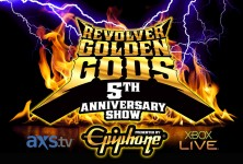 For Whom the Bell Tolls: The 5th Annual Revolver Golden Gods Awards @ Club Nokia, 5/2/13