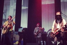 Nietzsche: The Dandy Warhols, The Shivas @ The Wiltern, 6/14/13