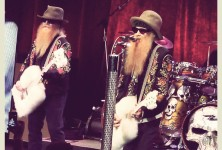 La Grange: ZZ Top @ Pacific Amphitheater, 8/1/13