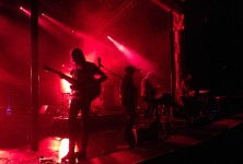 Twisted Light: The Black Angels, The Black Ryder @ The Observatory, 8/23/13
