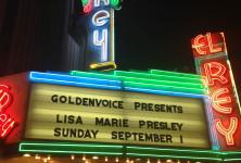 You Ain't Seen Nothin' Yet: Lisa Marie Presley @ El Rey, 9/1/13