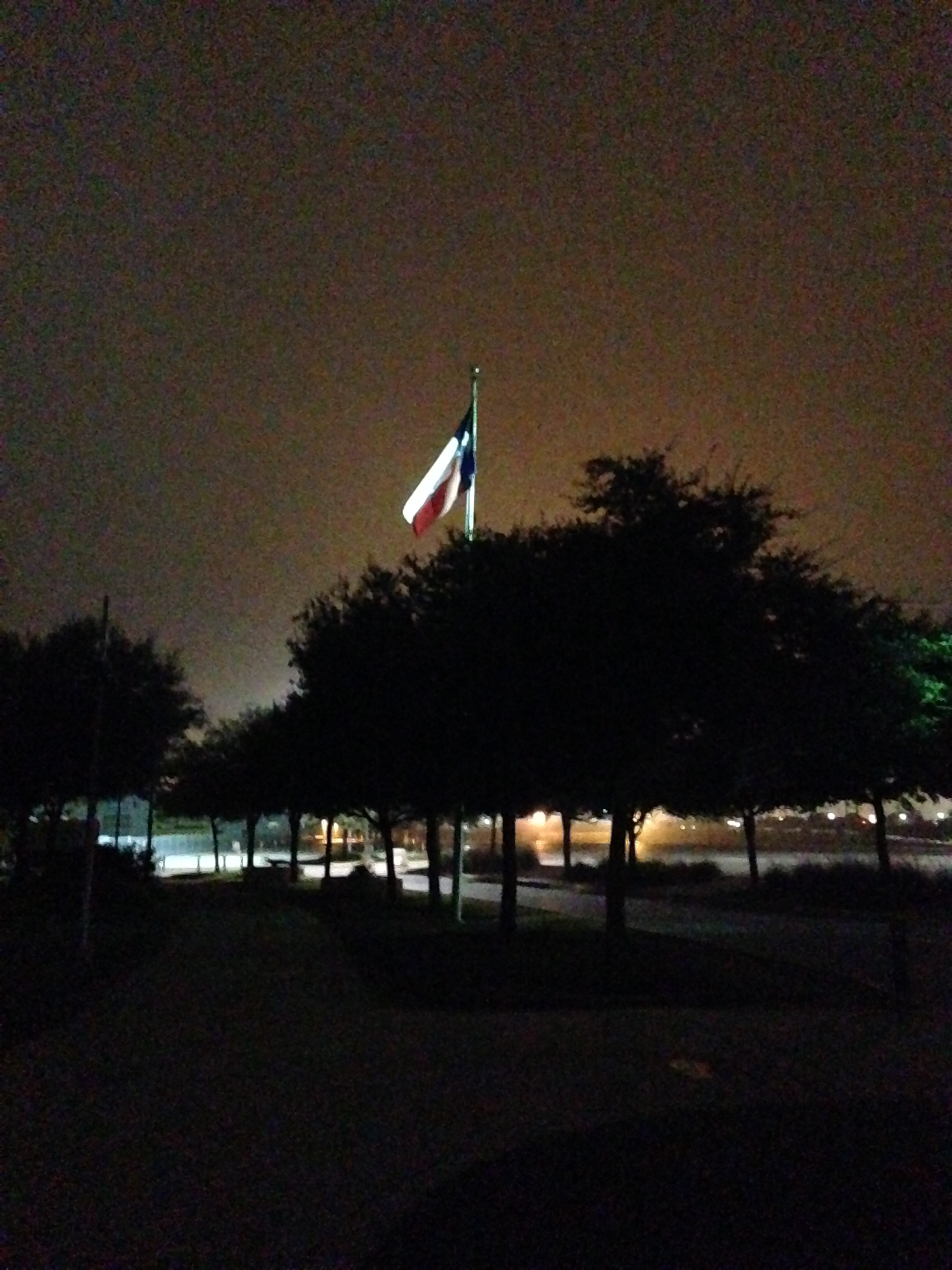 AT&T Center, 4:30am