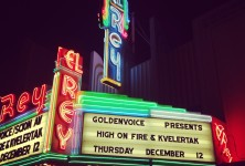 Fertile Green: High on Fire, Kvelertak @ the El Rey, 12/12/13