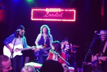 Steady at the Wheel: Shooter Jennings & Friends @ Loaded, 2/12/14