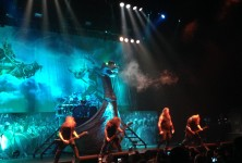 Death in the Eyes of Dawn: Amon Amarth, Enslaved, Skeletonwitch @ The Wiltern, 2/15/14
