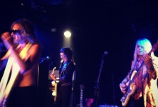Glamorama: Hammered Satin @ Viper Room, 3/6/14