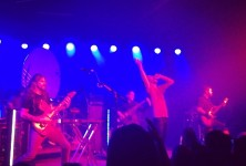 Lay Your Ghosts to Rest: Between the Buried and Me, Deafheaven, Intronaut @ The Glass House, 3/12/14