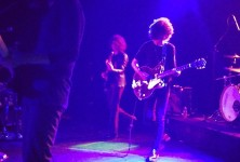Colours to Life: Temples, Drowners, Bo Ningen @ The Roxy, 4/15/14