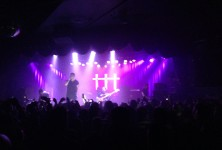 Telepathy: Crosses †††, Spirit in the Room @ The Roxy, 4/16/14