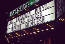 Christbait Rising: Godflesh @ The Fonda, 4/22/14
