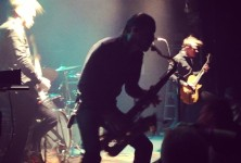 Blackjazz Rebels: Dillinger Escape Plan, Trash Talk, Retox, and Shining @ The Echoplex, 4/24/14