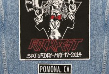 Madness of an Architect: Scion Rock Fest in Pomona, 5/17/14