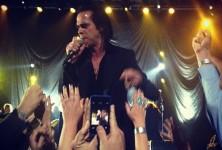Higgs Boson Blues: Nick Cave & The Bad Seeds @ Shrine Auditorium, 7/11/14