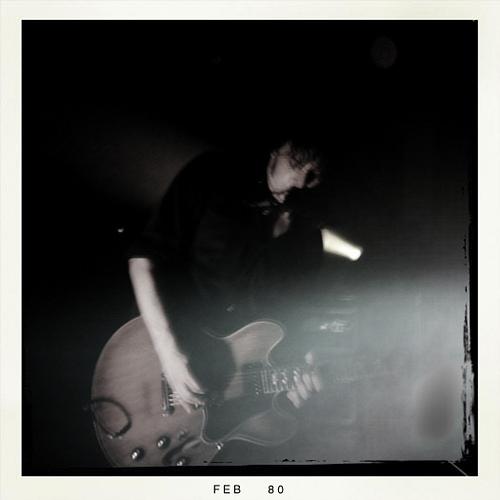 Hayes at Harlow's Sacramento, 2010